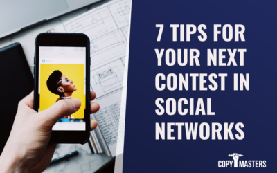 7 Tips For Your Next Contest In Social Networks