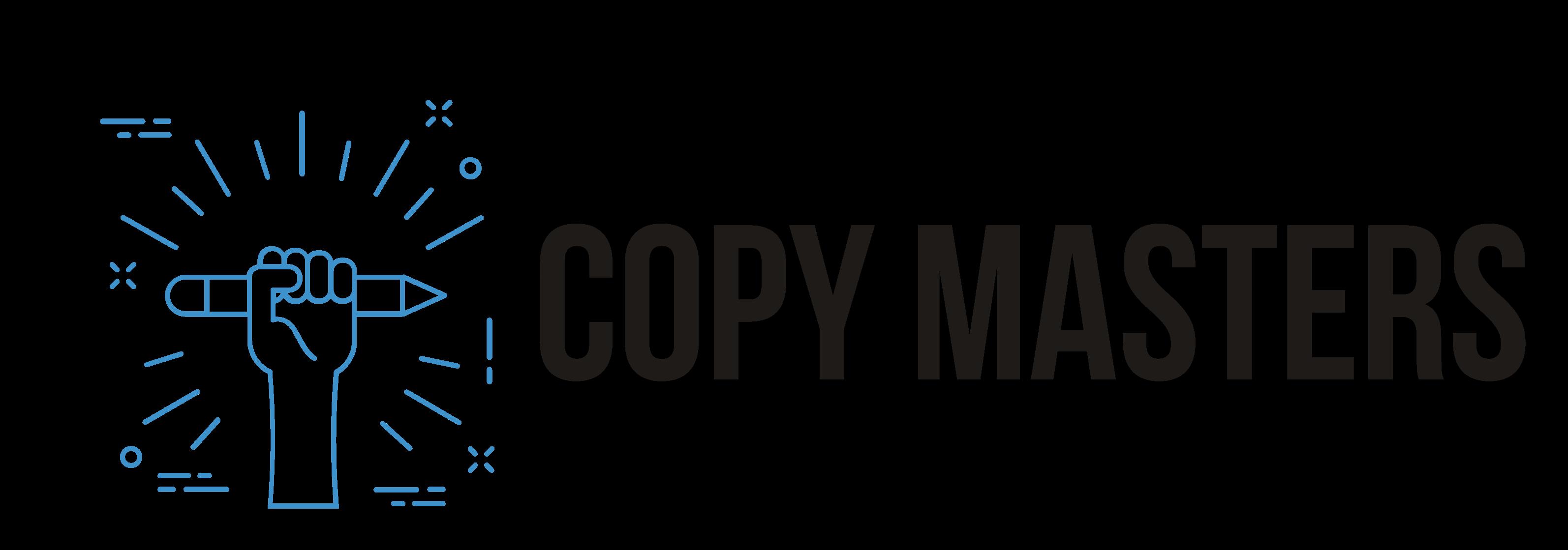 Copy Masters
